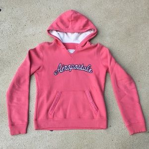 Aéropostale Hoodie with Fuzzy Hood